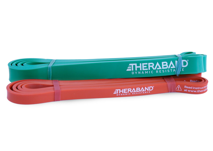 TheraBand Powerband kevyt+medium
