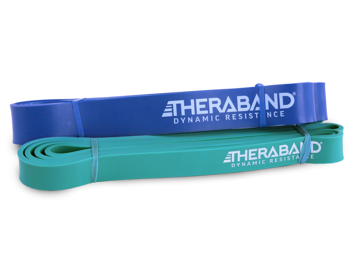 TheraBand Powerband medium+hard