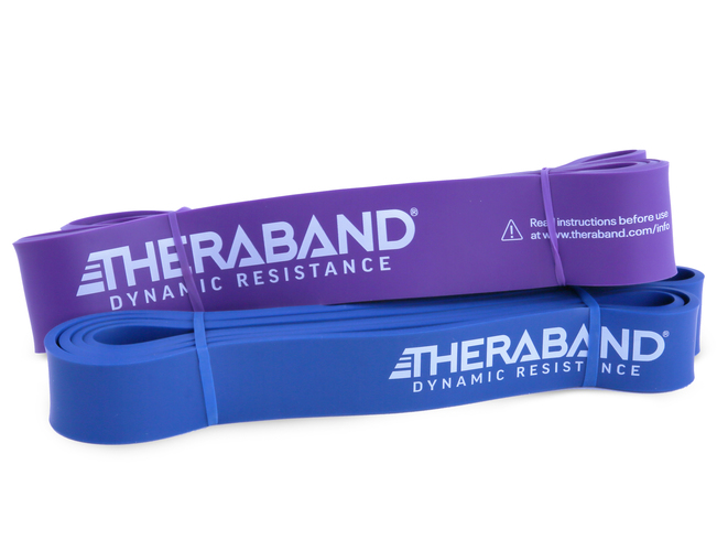 TheraBand Powerband hard+extra hard