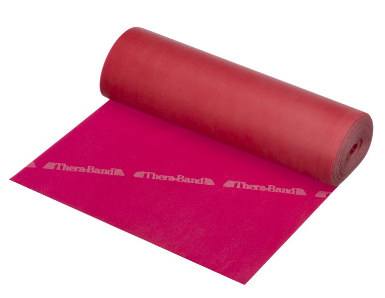 Thera-Band Träningsband 5,5 m, röd
