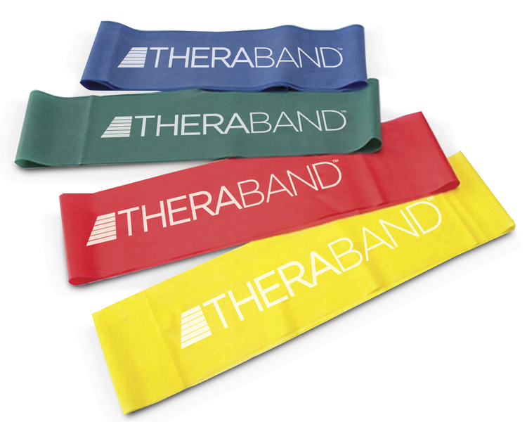 Thera-Band Loops