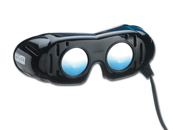 Frenzel briller, inkl batteriholder