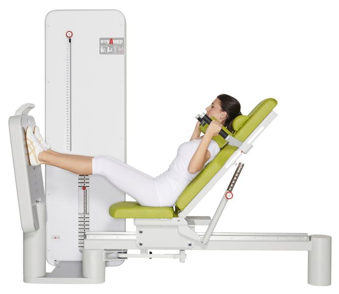 Dynamed Leg Press, 150 kg