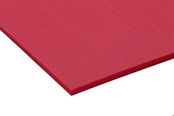 Airex Matta Atlas 200x125 cm, röd