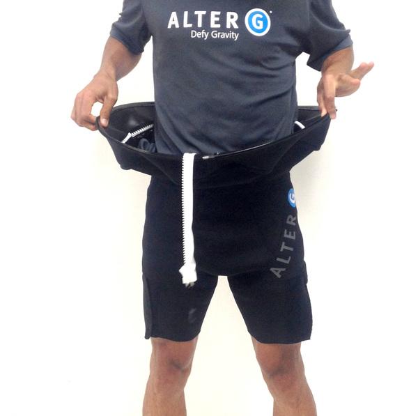 AlterG Shorts, storlek XS