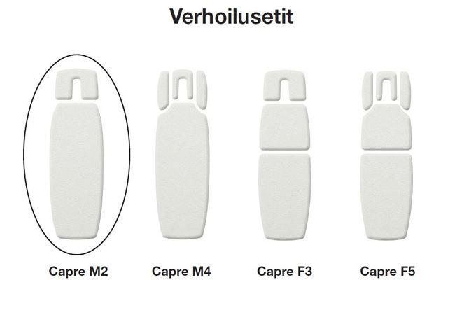 Capre M2 Verhoilusetti