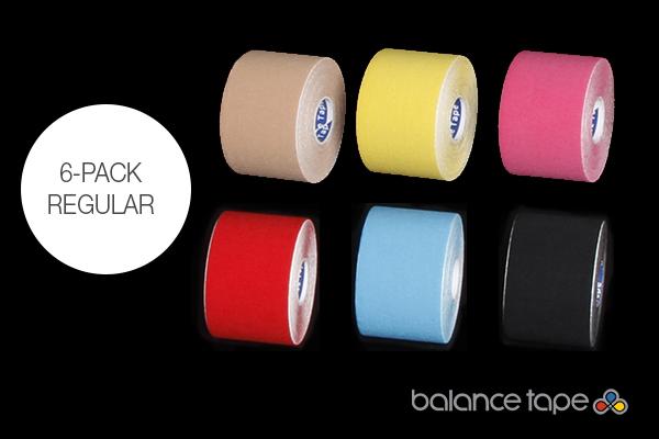 BalanceTape X Strong, 6-pack