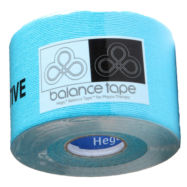 Kinesioteippi Balance Tape, Sensitive 6m, turkoosi