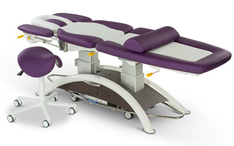 Capre FX5 hoitopöytä