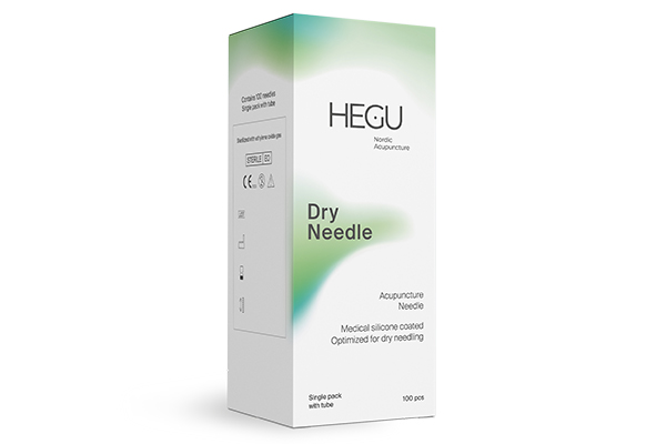 Hegu Dry Needle 0,30x40 mm Hylsa