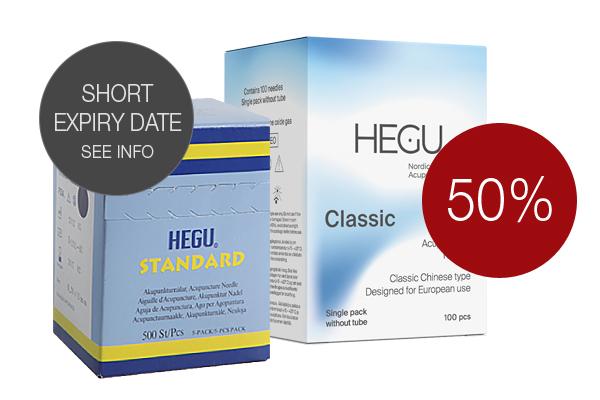 Hegu Classic (Std.) 0,25x30 mm