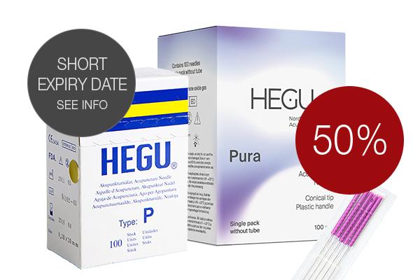 Hegu Pura (P-type) 0,25x30 mm