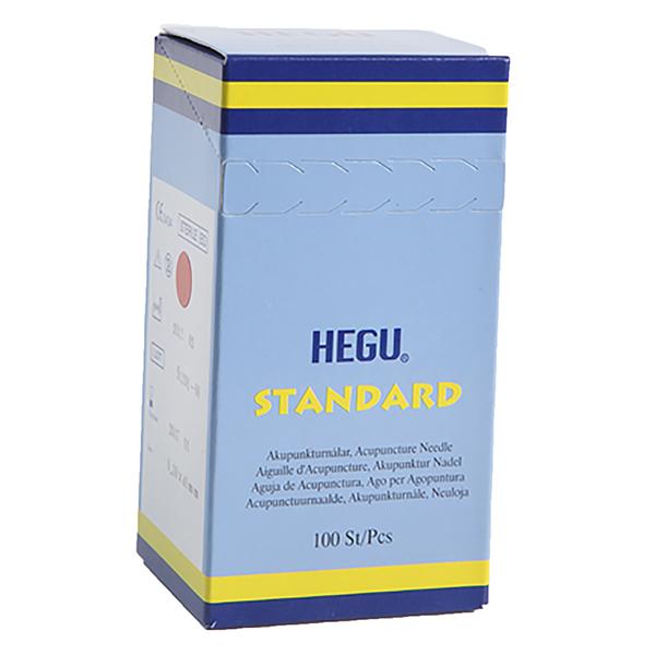 Akupunktioneula HEGU STANDARD 0,25x40mm