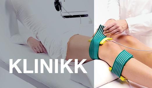 KLINIKK - apparater/utstyr