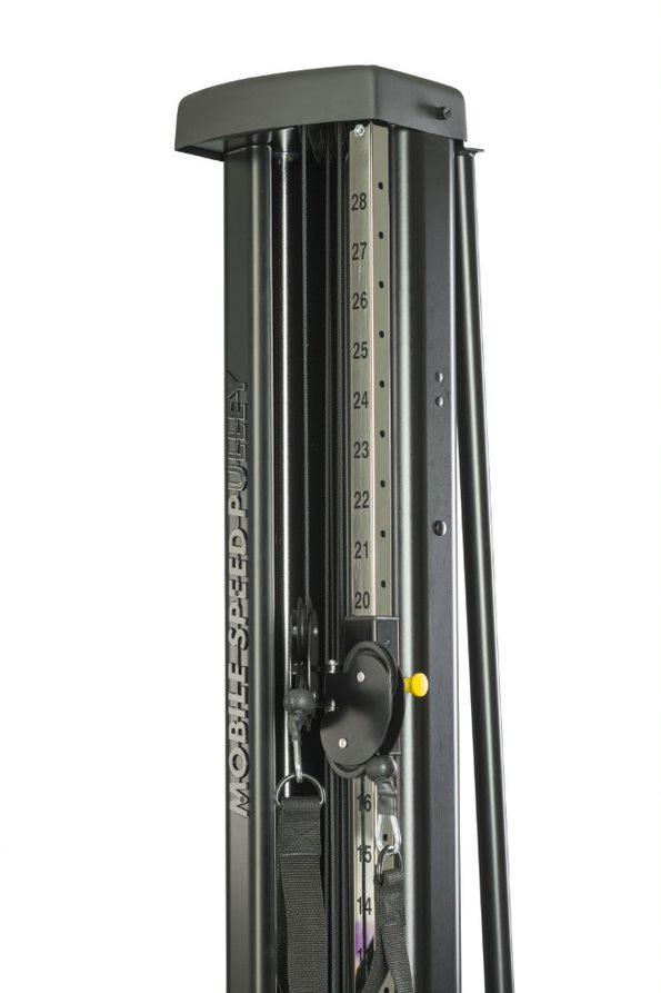 Lojer Speed Pulley Mobil 50kg svart