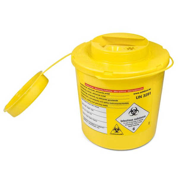 Riskavfallsboks 1,5 liter