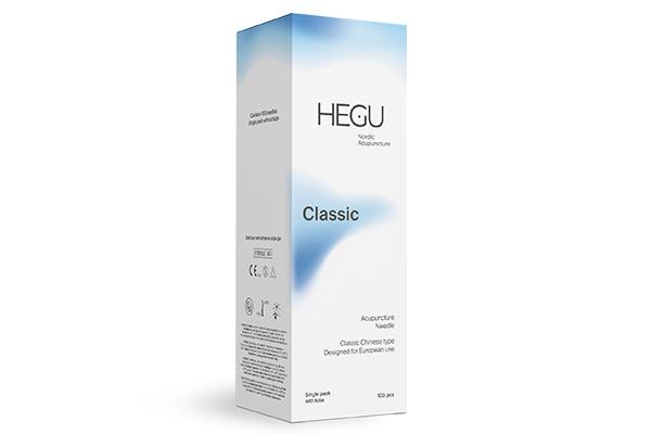Hegu Standard/Classic - Ohjausputkella
