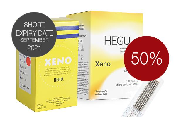 Akupunktioneula HEGU XENO 0,30x30mm